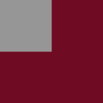 Burgundy/Grey Melange